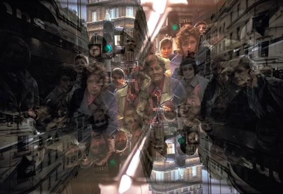 Art Kane 'London Sandwich'