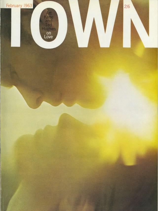 Art Kane 'TOWN Cover'
