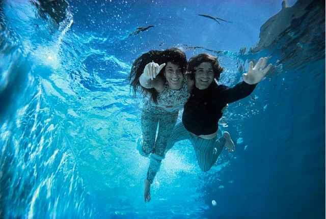 Art Kane, 'Pool Dive'
