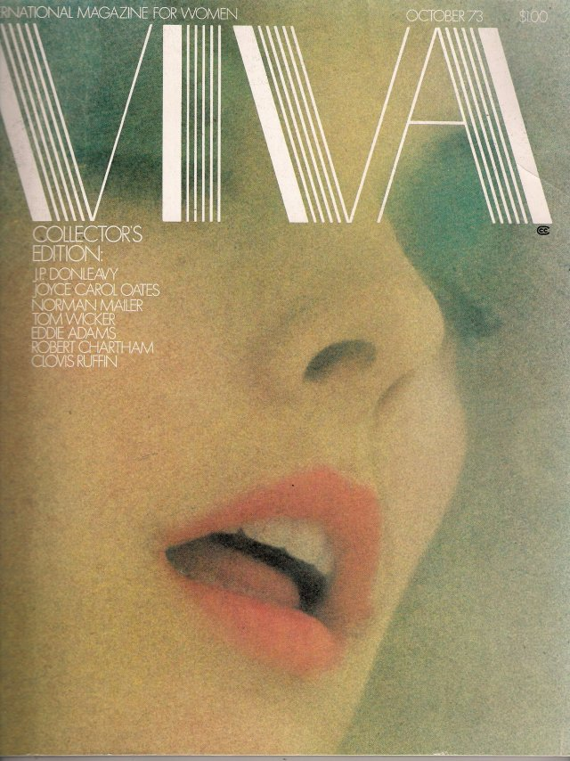 Art Kane, Viva Cover '73