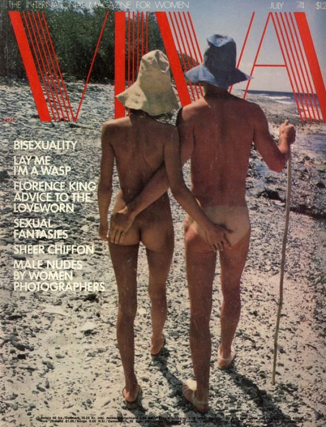 Art Kane, Viva Cover 'Nudists - July '74