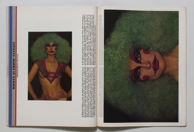 Art Kane, Viva 'Green Hair'