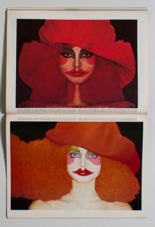 Art Kane, Viva 'Red Hair'