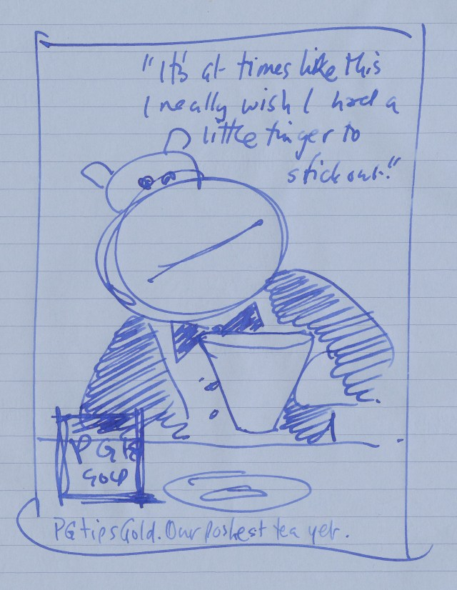 PG tips 'Posh' Scribble-01