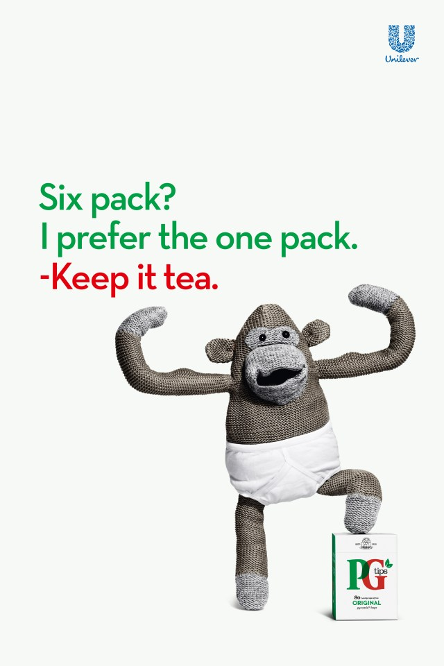 PG tips 'Six Pack' FINAL