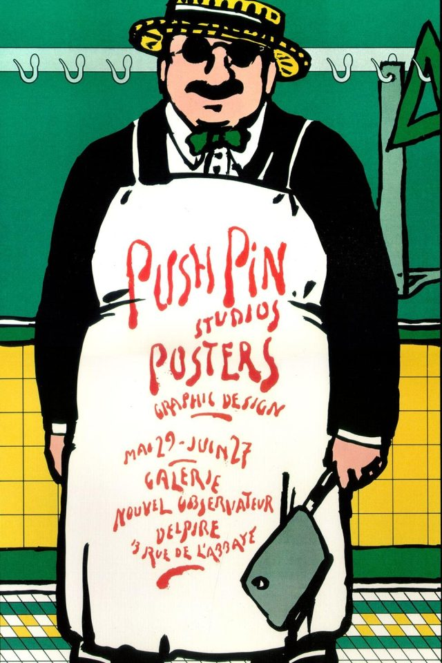 Push Pin Exhibition