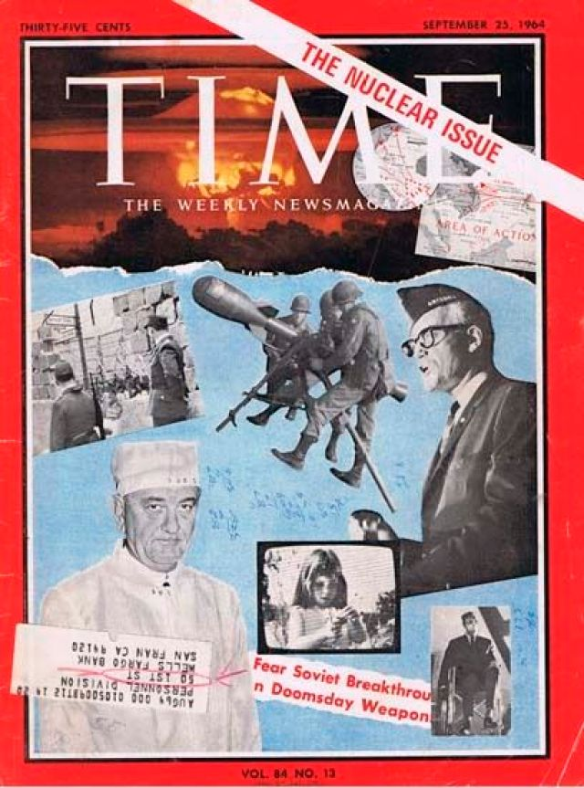 Time Mag - Sid Myers