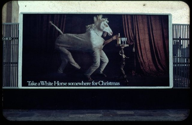 White Horse 'Panto', KMP