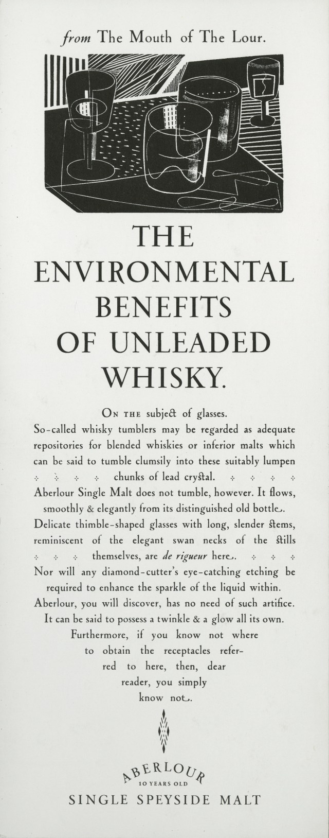 Aberlour - Environmental, Dave Wakefield, Mark Reddy:BMP:DDB.png