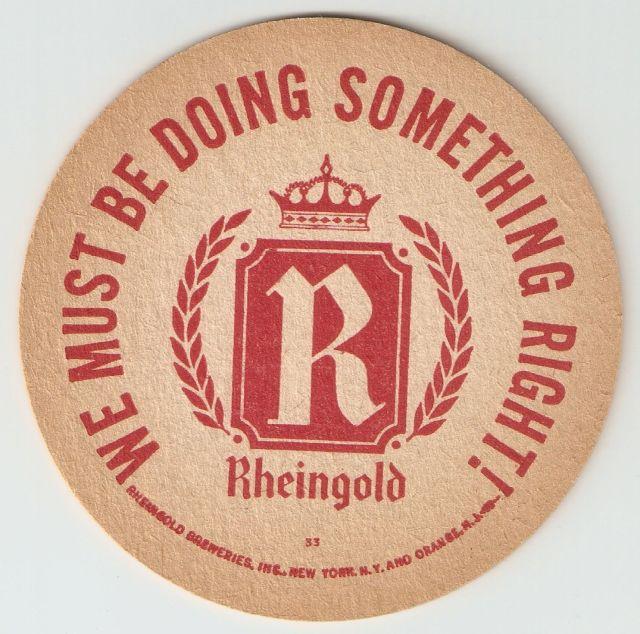 Rheingold, Sid Myers, DDB NY 3