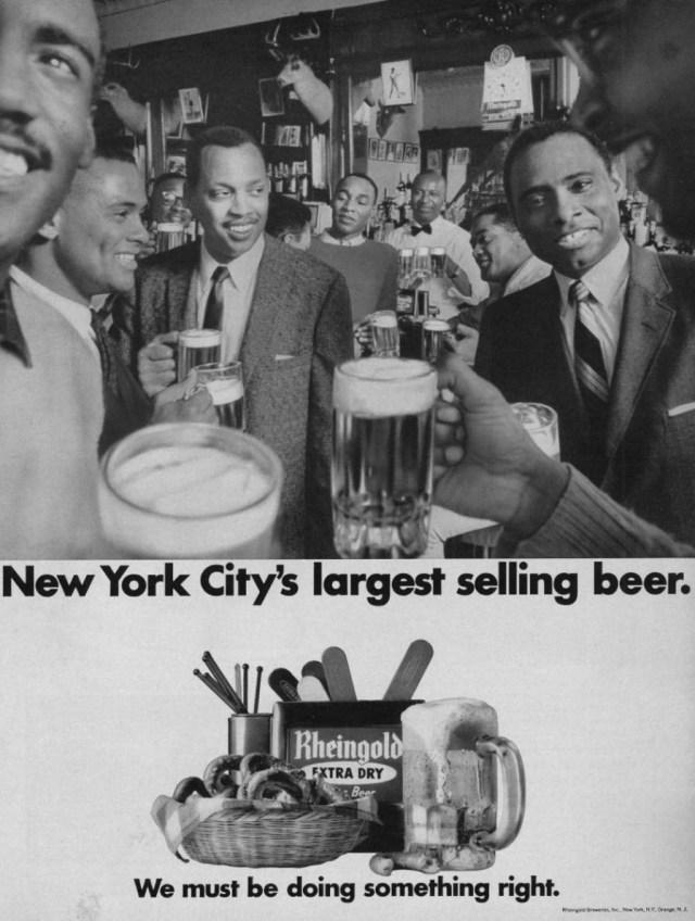 Rheingold, Sid Myers, DDB NY