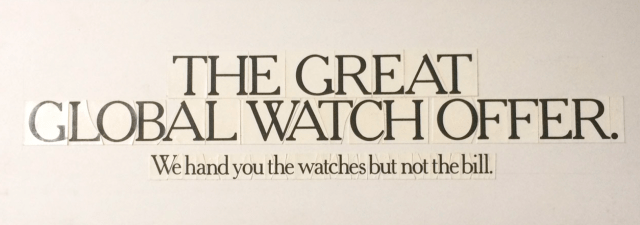 Global Watches, John O'Driscoll1