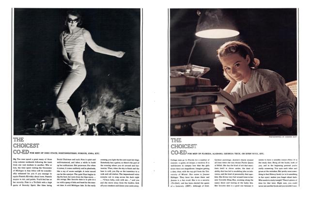 Howard Zieff 'Co-Ed 2 1', Esquire