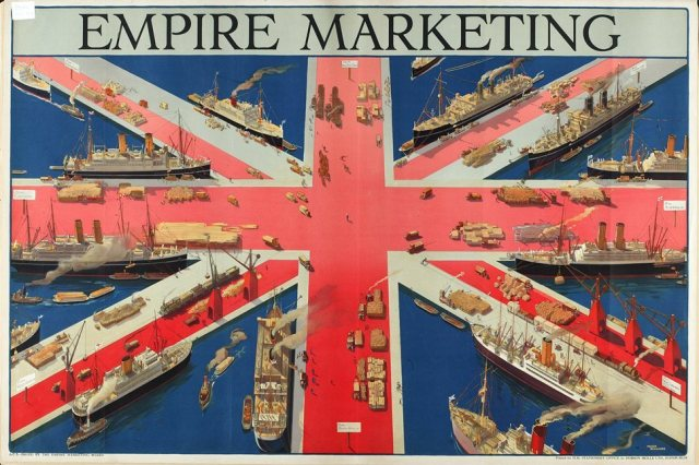 Empire Marketing Poster