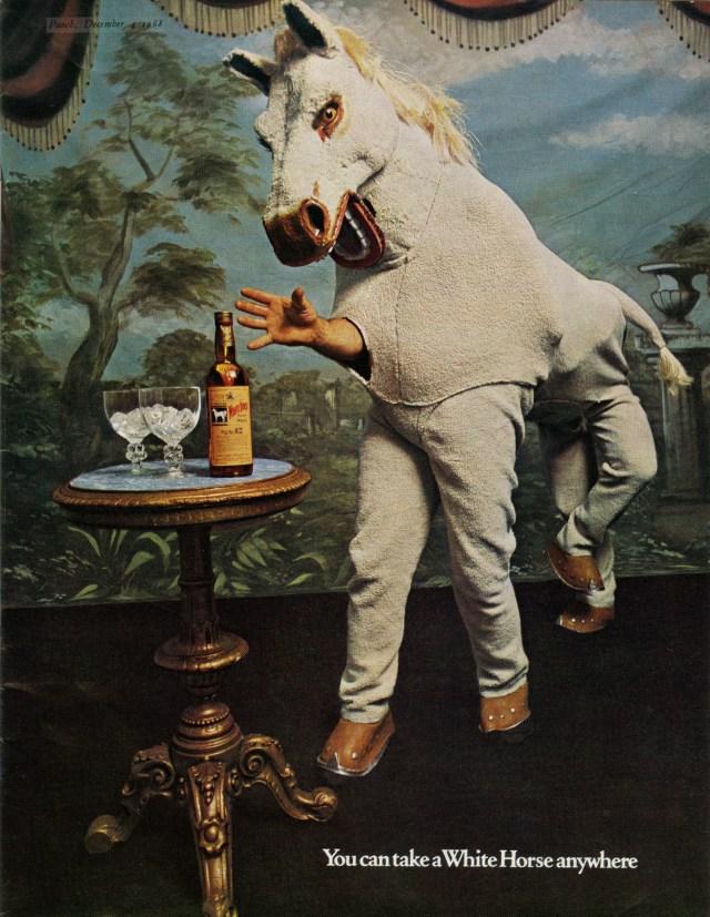 White Horse 'Pantomime', KMP-01