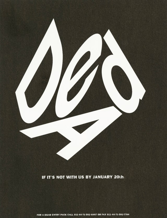 'Dead' D&AD, Peter Souter, AMV-01.jpg