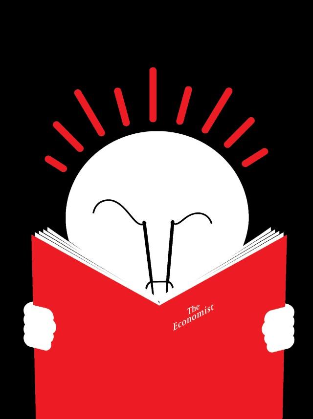 1. 'Book Reader' The Economist, DHM*-02.jpg