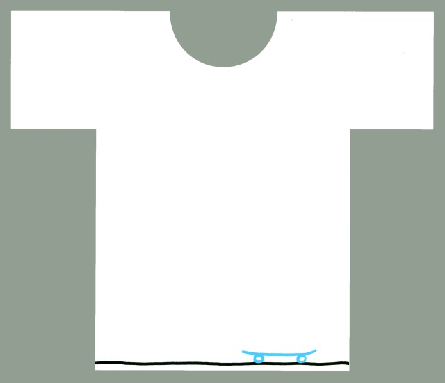 19. 'Stitch skating' Howies T-Shirt, DHM.jpg