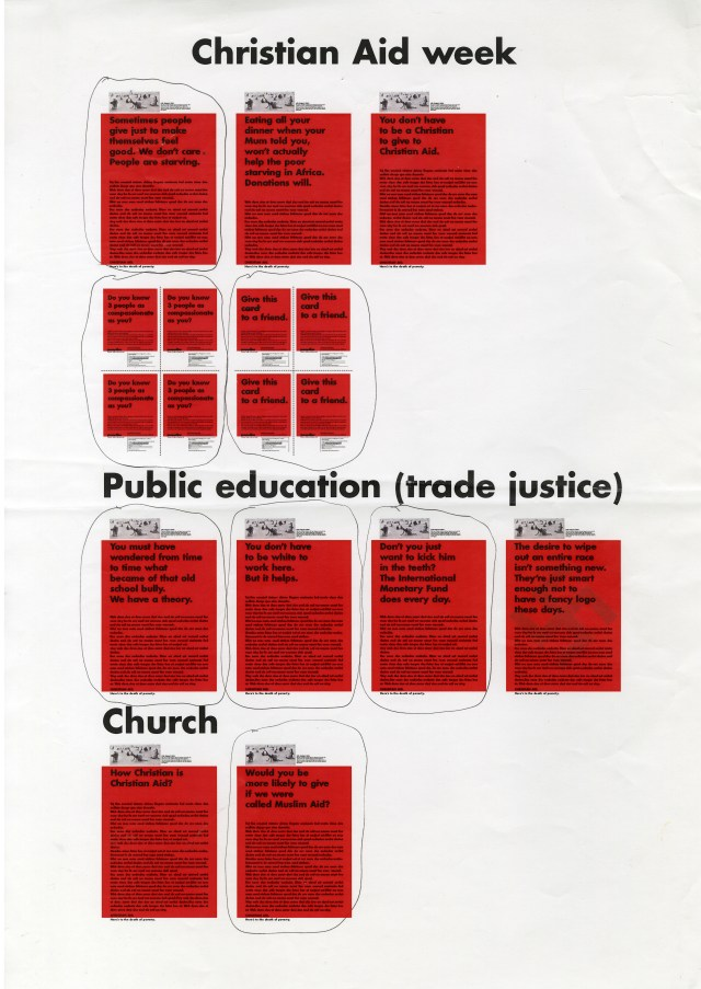 Christian Aid, RED, Sheet of roughs - A, CDD-01.jpg