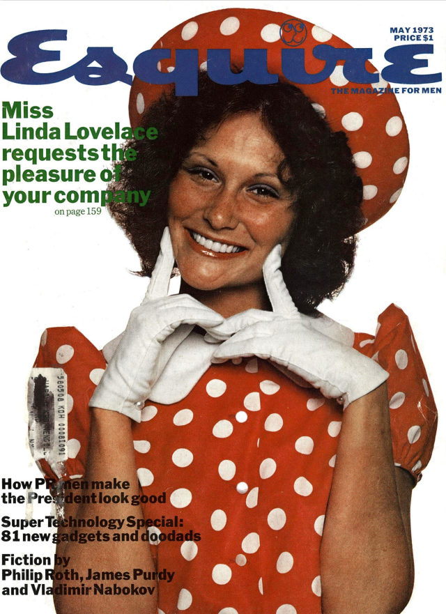 Esquire Cover 'Linda Lovelace', May 1963.png