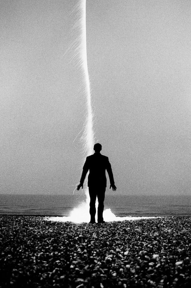 'Lightening Man' Brian Griffin.jpg