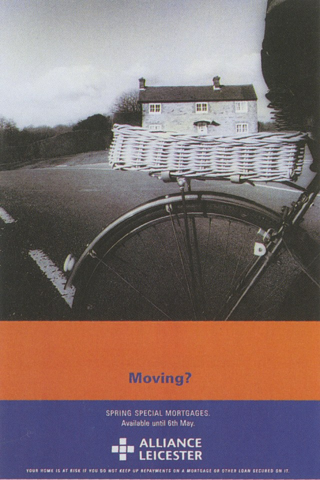 'Moving' Alliance & Leicester, Tony Davidson, Kim Papworth, BMP-01