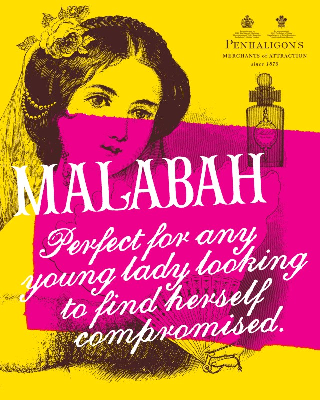 'Perfect For - Malabah' Penhaligon's, DHM