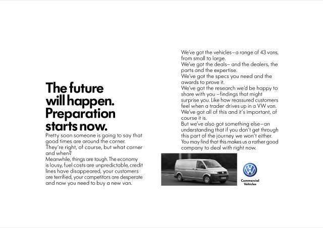 'The Future Will', Volkswagen CV, DHM, David Abbott-01.jpg