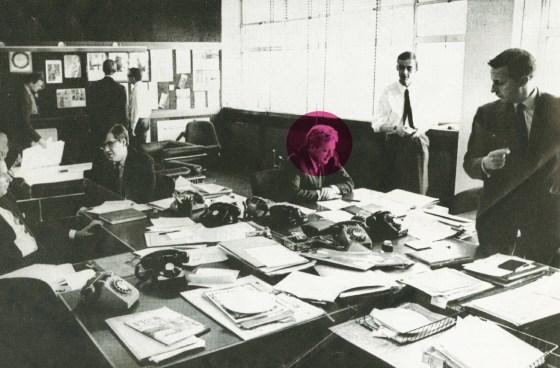 Brian Palmer:Pink Dot
