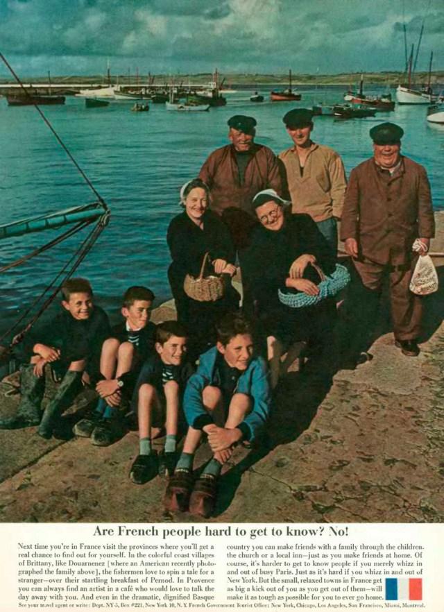 'Are French'' French Tourist Board, DDB NY, 1960's, Elliott Erwitt, DDB NY.jpg