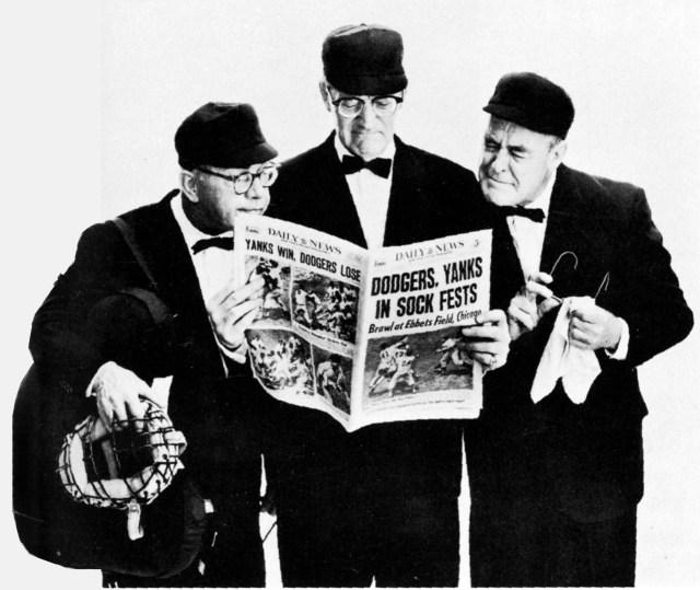 'Baseball' Daily News, Howard Zieff-01