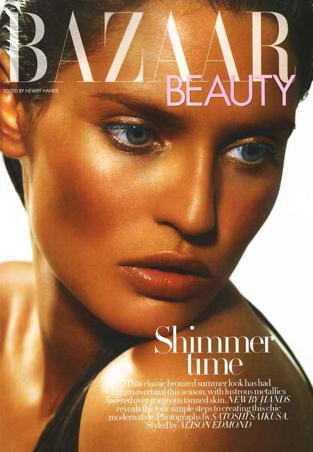 'Bazaar Beauty 2' Satoshi Saikusa