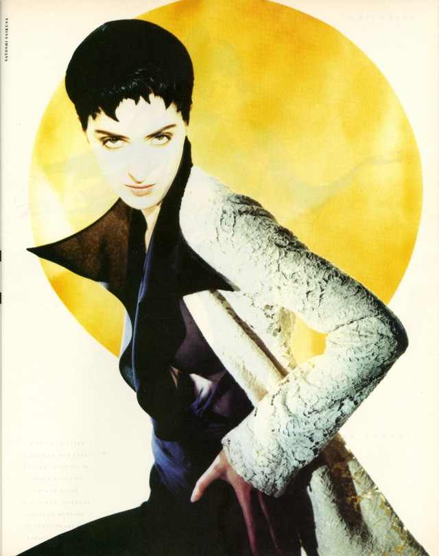 'Big Sun 1' Vogue Italia, Satoshi Saikusa-01