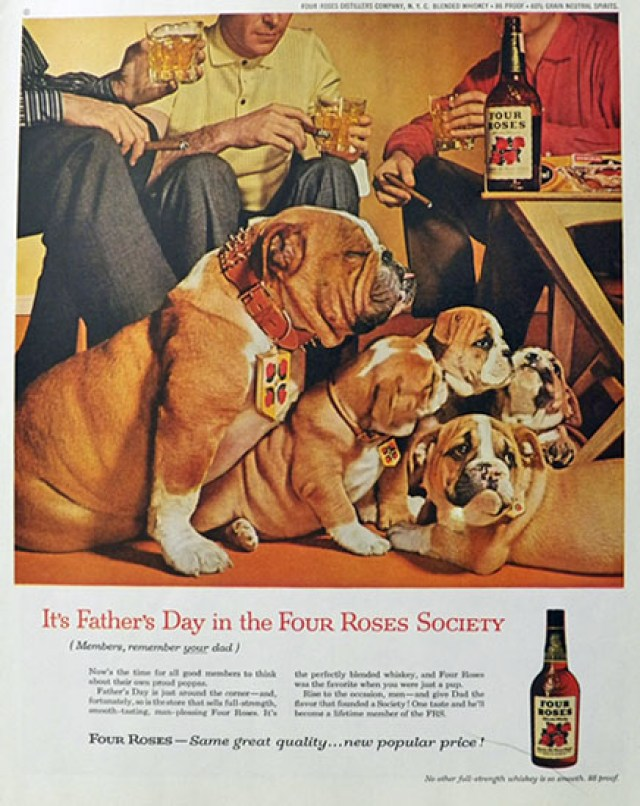 'Bulldogs' Four Roses Society, Howard Zieff