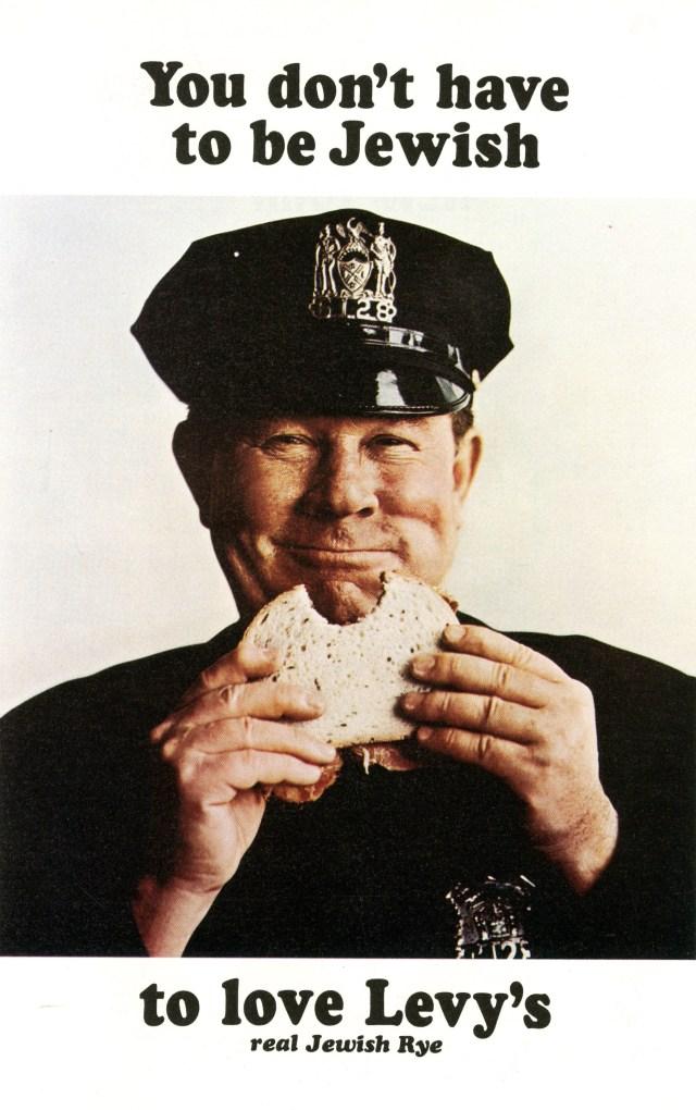 'Cop' Levy's, Howard Zieff, DDB NY-01.jpg