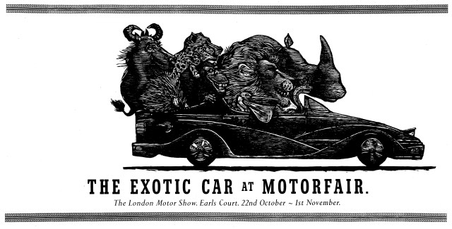 'Exotic' Motorfair, Mark Reddy, DDB.jpg