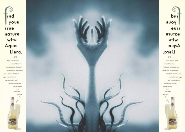 'Flower'Horns' Aqua Libra, Mark Reddy, Ayer-01