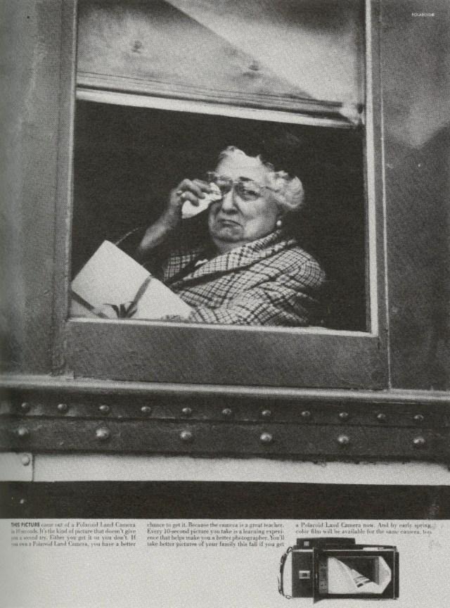 'Granny Tears' Polaroid, Howard Zieff, DDB NY-01.jpg