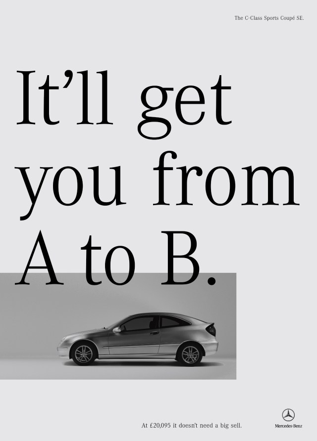 'It'll Get You' Mercedes-Benz, C-Class Coupe, CDD, Page-01.jpg