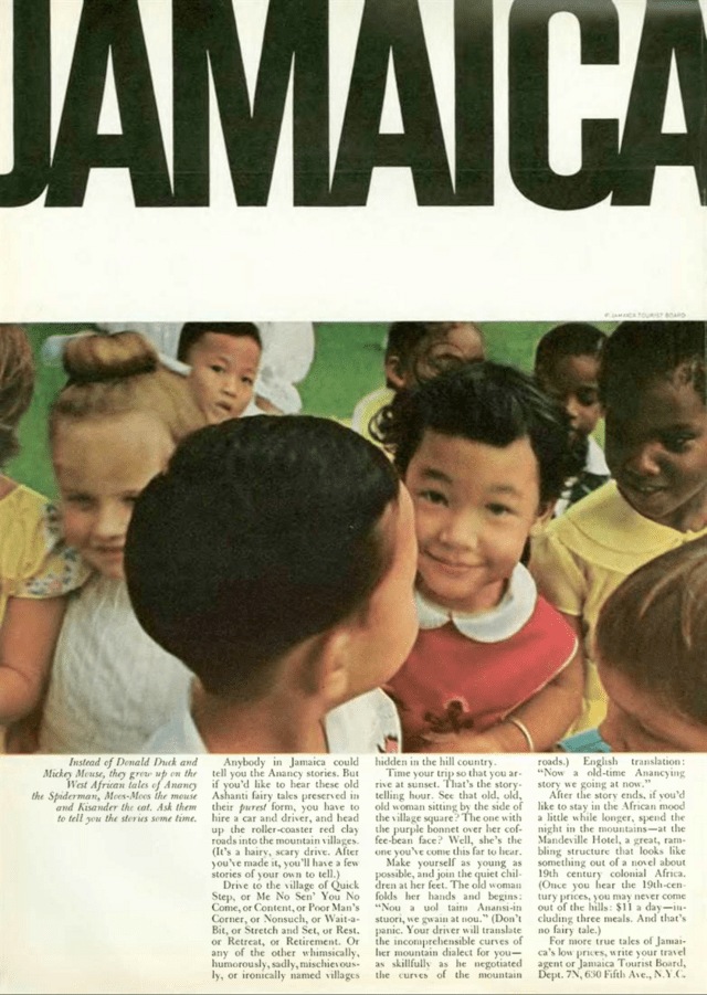 Jamaica 'Little Girl', DDB NY.png