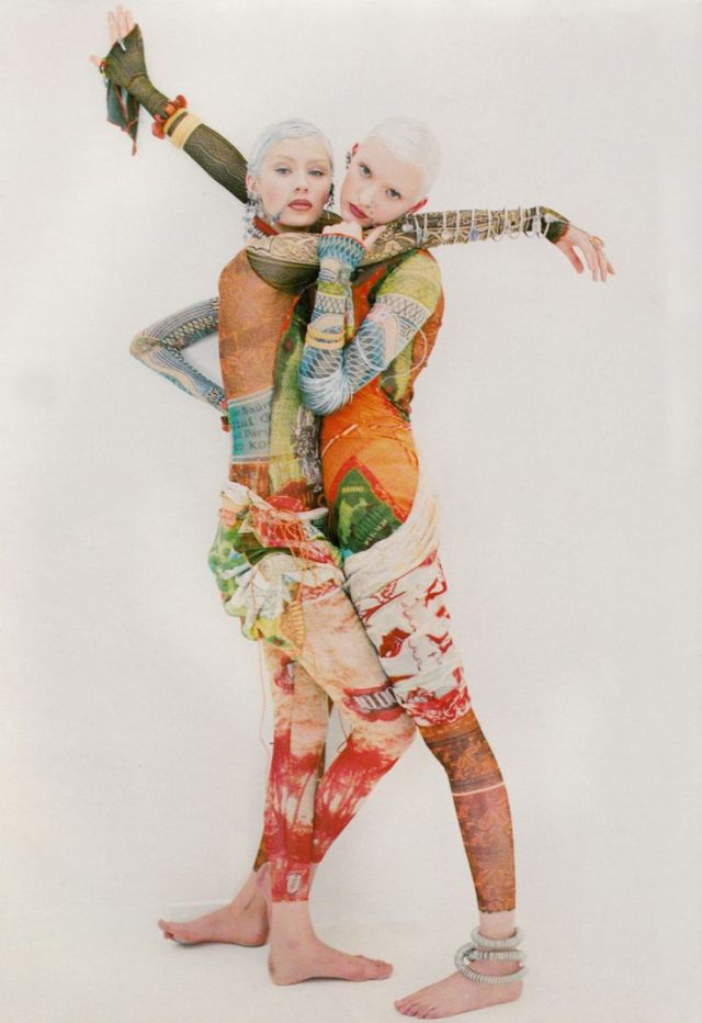 'Jean Paul Guatier' Satoshi Saikusa
