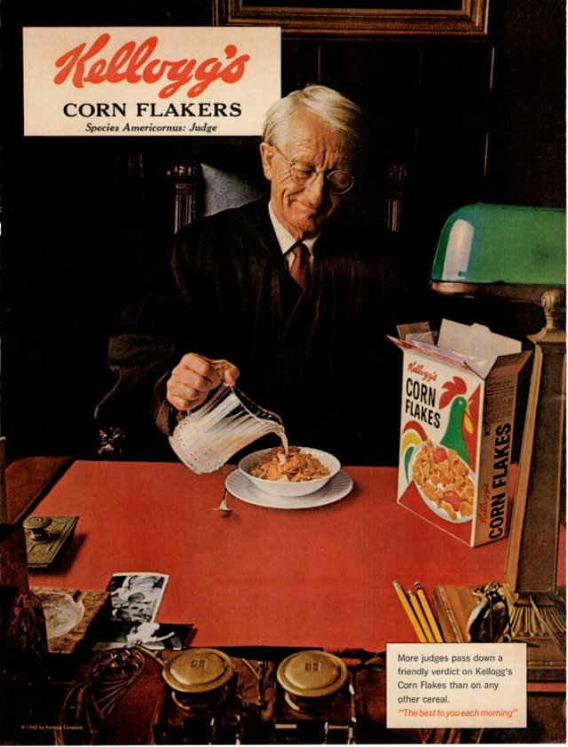 'Judge' Kellogs, Howard Zieff