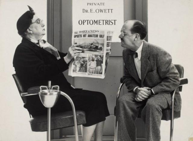 'Optometrist' Daily News, Howard Zieff