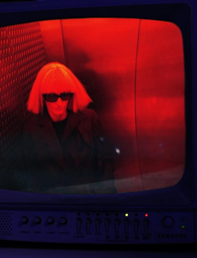 'Red TV' Satoshi Saikusa