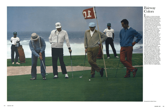 Robert Freson 'Golfers 4', Esquire.png