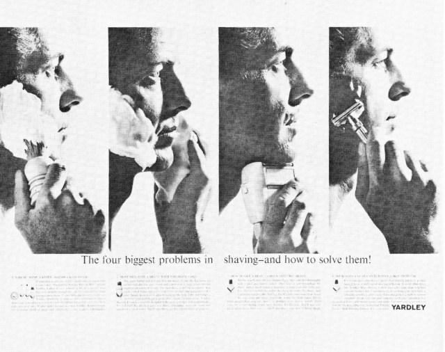 'The Four' Yardley, Mary Wells, DDB NY-01