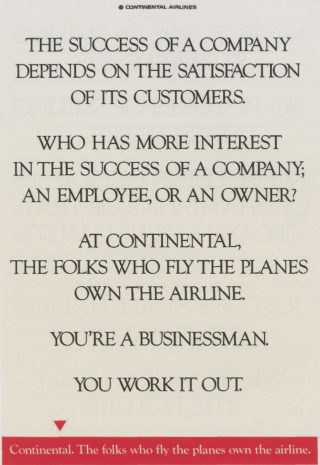 'The Success' Continental Airlines, Neil French, The Ball Partnership-01.jpg