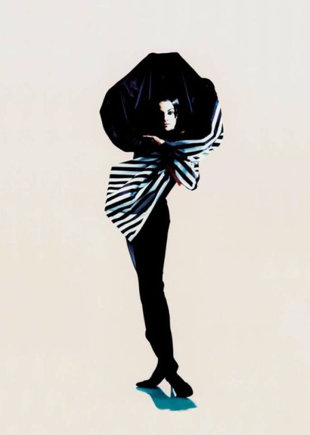 'Vogue Italia Shoot' Satoshi Saikusa