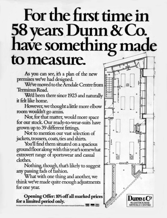 'For The First' Dunn & Co, Graham Fink, CDP.jpg