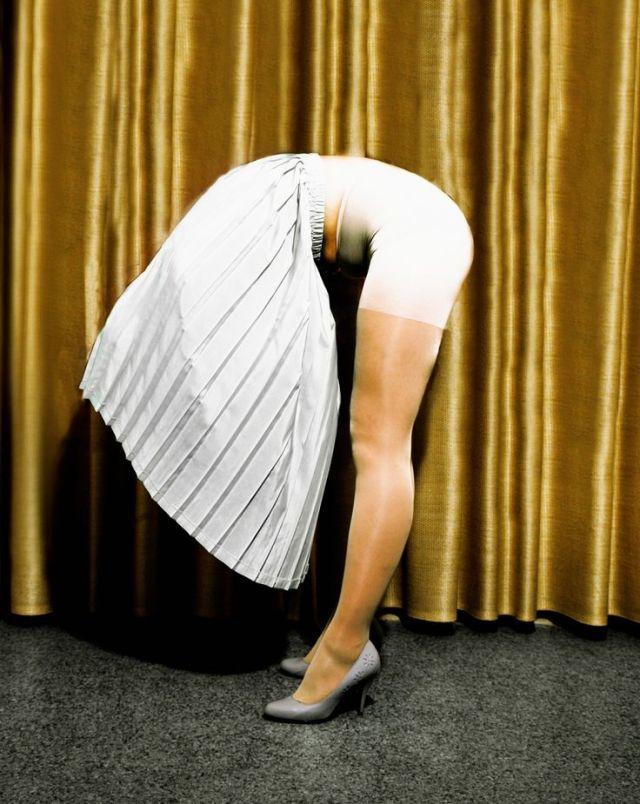 'Dres Over' Isabelle Wenzel